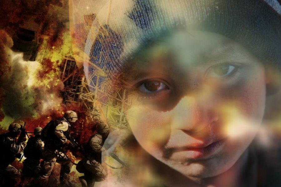 Can Mandena. Prevención de crisis. Imagen de niño