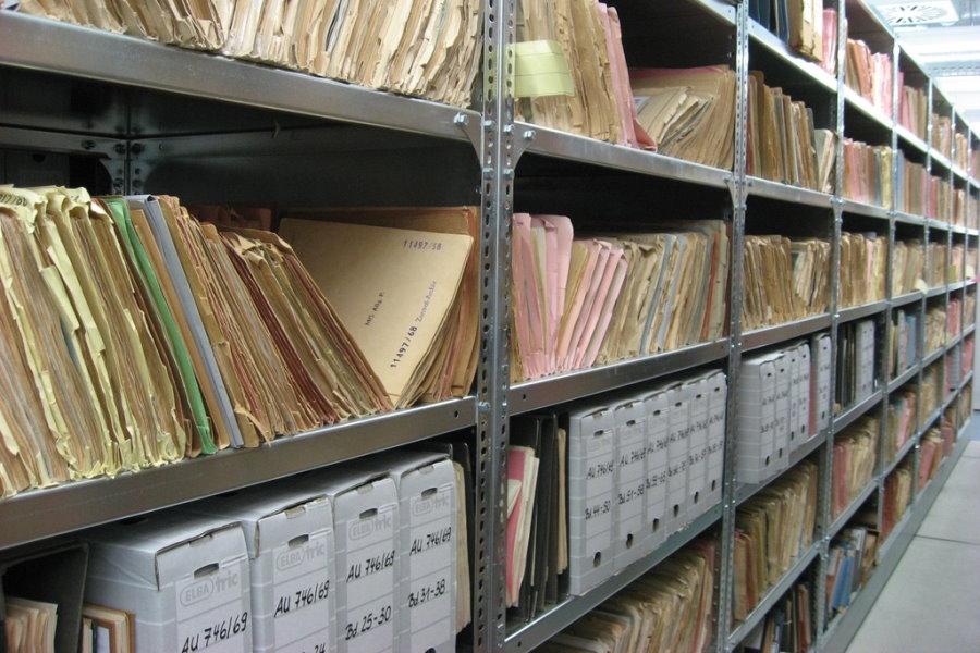 Prospectiva. Administración. Imagen de archivos